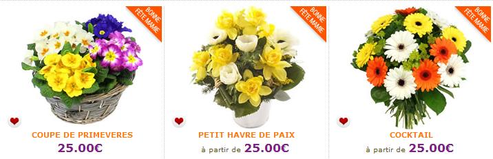 FLORAJET_Bouquet_fleurs_pas_cher_Fête_Grands_Mères_Cashback_Wheecard